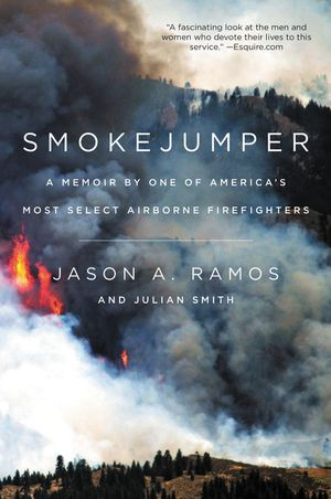 Smokejumper book image