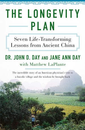 The Longevity Plan book image