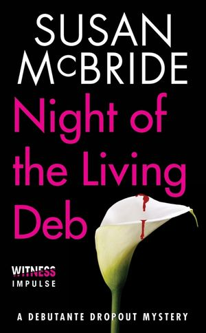 Night of the Living Deb book image