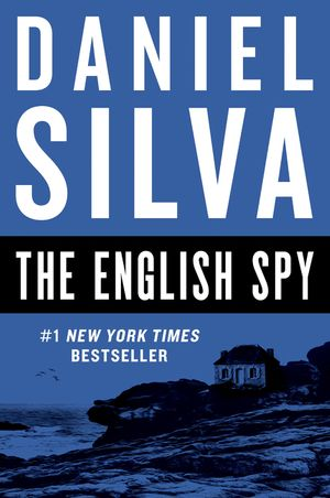The English Spy book image