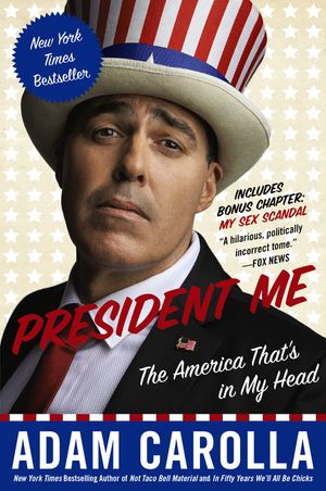 President Me book image