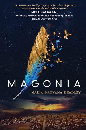 Magonia book image