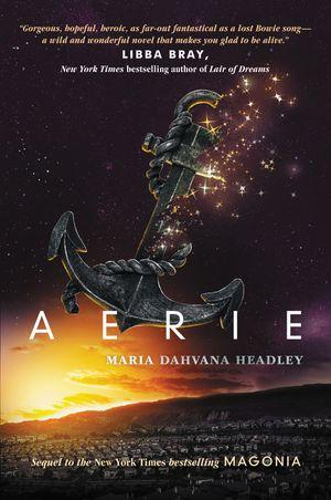 Aerie book image
