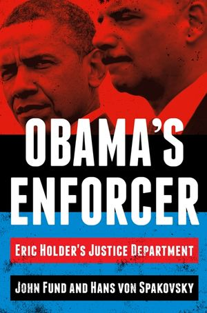 Obama's Enforcer book image