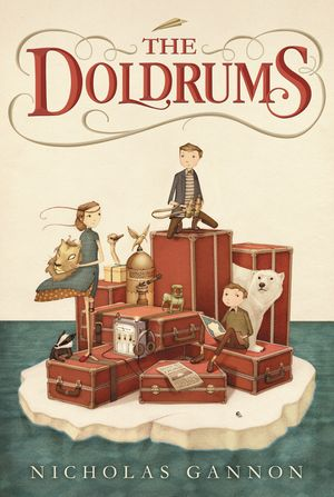 The Doldrums book image