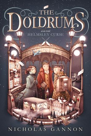Cover image - The Doldrums and the Helmsley Curse (The Doldrums, Book 2)