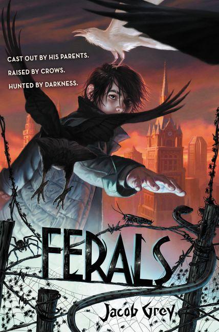 Ferals Jacob Grey Hardcover