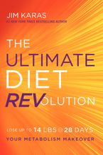 The Ultimate Diet REVolution Hardcover  by Jim Karas