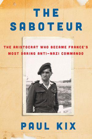 The Saboteur book image
