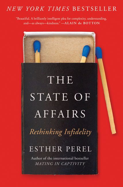 The State of Affairs - Esther Perel - E-book