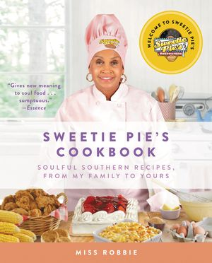 Sweetie Pie's Cookbook book image