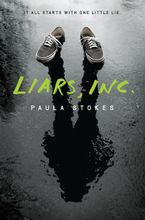 Liars, Inc. Hardcover  by Paula Stokes