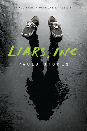 Liars, Inc. book image