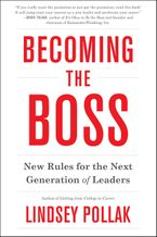 Becoming the Boss Paperback  by Lindsey Pollak