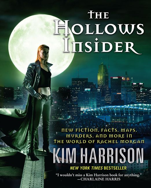 Kim Harrison Ebook