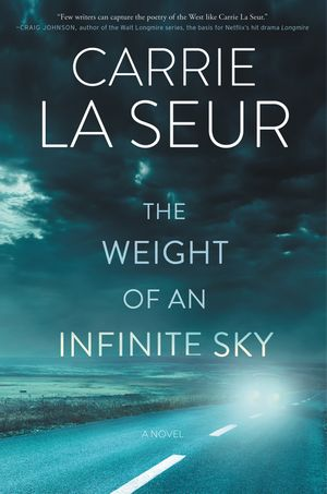 The Weight of an Infinite Sky book image
