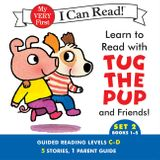 Learn to Read with Tug the Pup and Friends! Set 2: Books 1-5