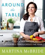 Around the Table Hardcover  by Martina McBride
