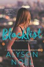 Blacklist Hardcover  by Alyson Noel