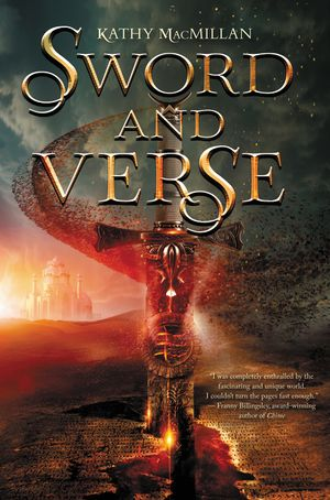 Sword and Verse book image