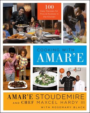 Cooking with Amar'e book image