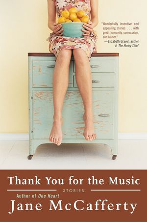 Thank You for the Music book image