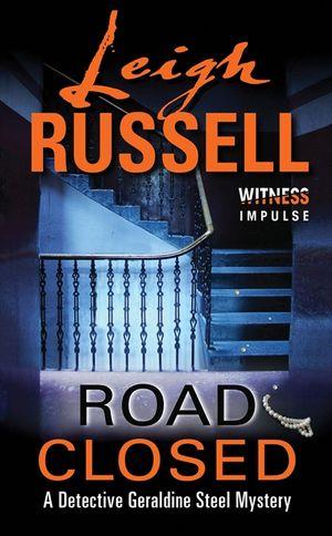 Road Closed book image