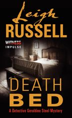 Death Bed Paperback  by Leigh Russell