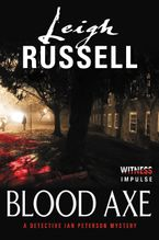 Blood Axe Paperback  by Leigh Russell