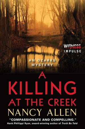 A Killing at the Creek book image