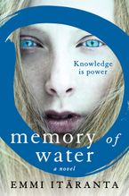 Memory of Water Paperback  by Emmi Itäranta