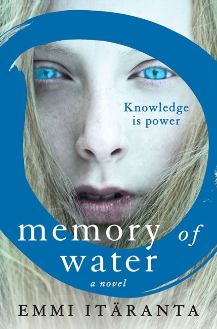 Book cover image: Memory of Water: A Novel