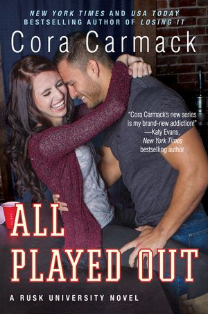 All Played Out book image