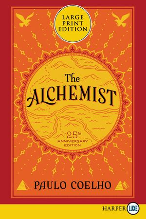 The Alchemist 25th Anniversary book image