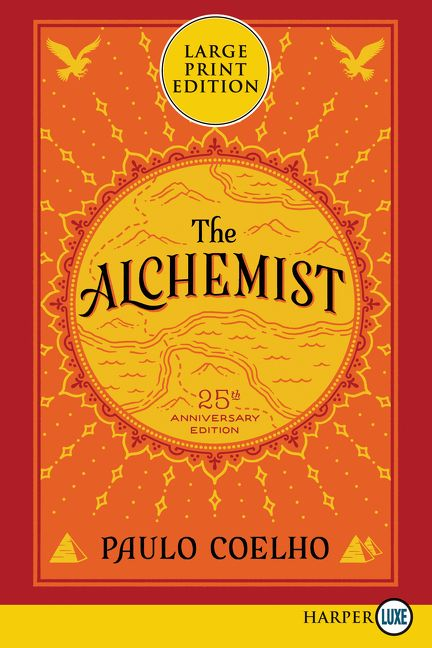 the alchemist book report Santiago meets an englishman who wants to learn the secret of alchemy, or  turning any metal into gold, from a famous alchemist who lives at an oasis on the .