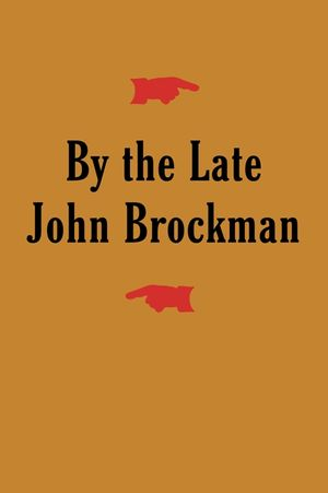 By the Late John Brockman book image