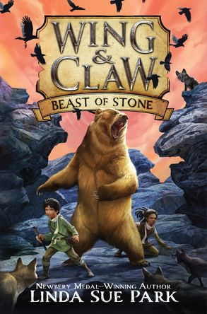 Cover image - Wing & Claw #3: Beast of Stone