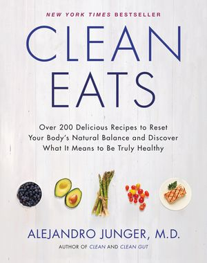 Clean Eats book image