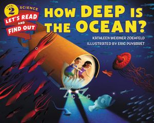 How Deep Is the Ocean? book image