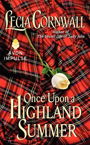 Once Upon a Highland Summer book image
