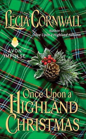 Once Upon a Highland Christmas book image