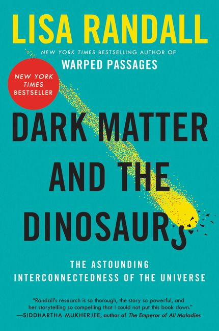Dark matter and the dinosaurs lisa randall e book enlarge book cover fandeluxe Gallery