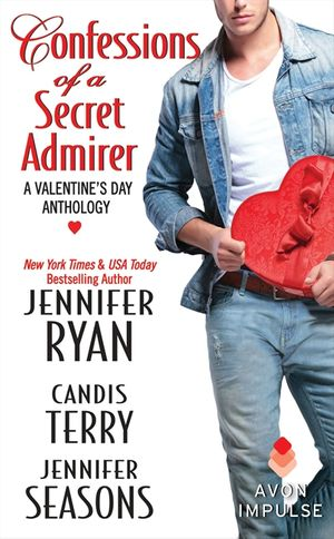Confessions of a Secret Admirer book image