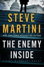The Enemy Inside Hardcover  by Steve Martini