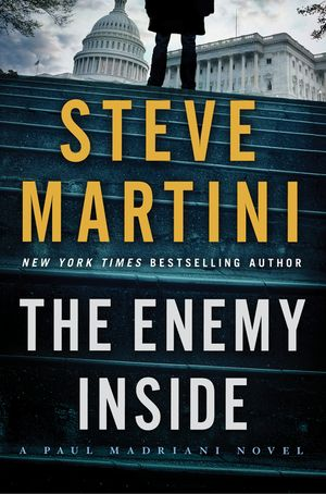 The Enemy Inside book image