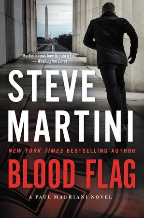 Blood Flag - Steve Martini - Hardcover