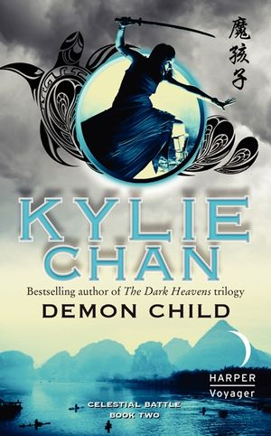 Demon Child book image