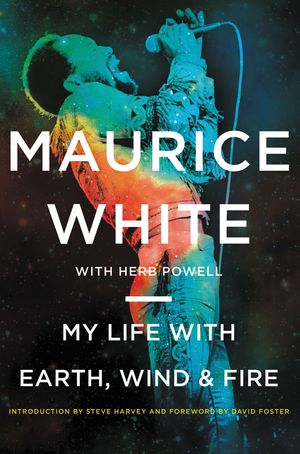 My Life with Earth, Wind & Fire book image