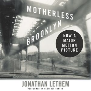Motherless Brooklyn book image