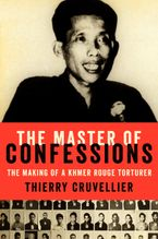 The Master of Confessions Hardcover  by Thierry Cruvellier